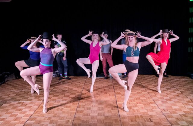 A Chorus Line at Compass Rose Theater